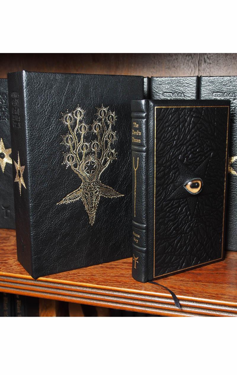 The Devil's Dozen by Gemma Gary - Fine Edition with Solander case