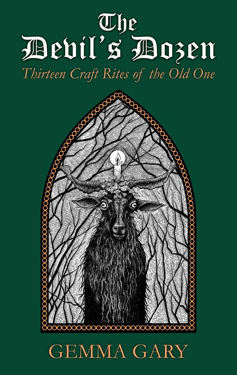 The Devil's Dozen by Gemma Gary - Paperback Edition cover