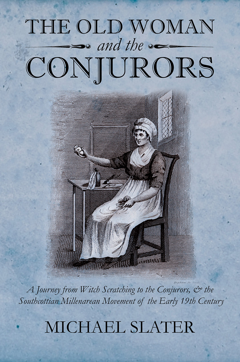 The Old Women and the Conjurors by Michael Slater - Paperback Edition cover