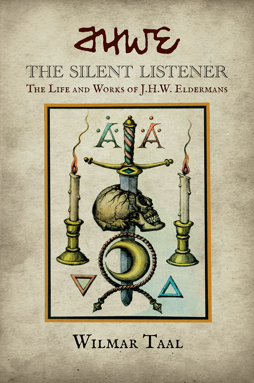 The Silent Listener by Wilmar Taal - Paperback Edition cover