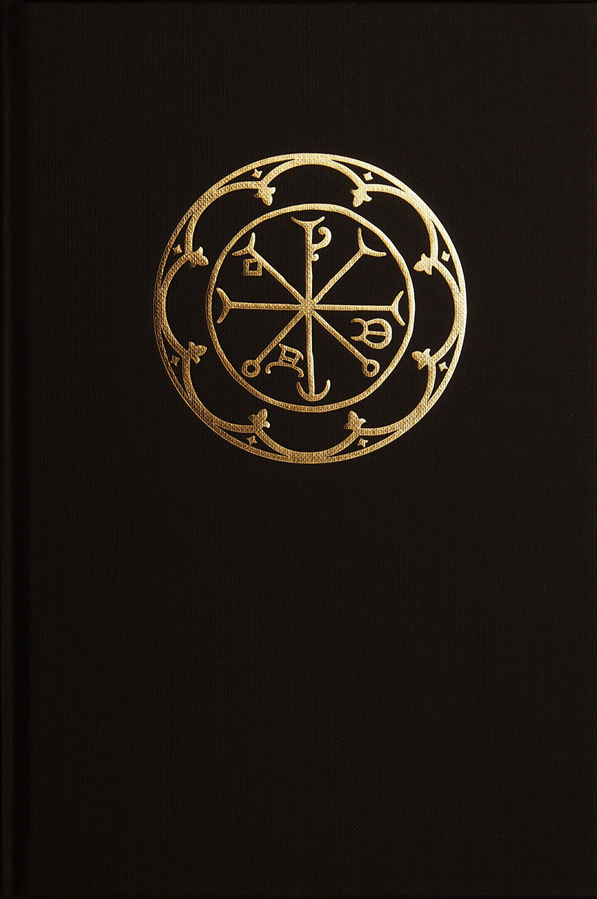 Cecil Williamsons Book of Witchcraft by Steve Patterson - Hardback Edition cover