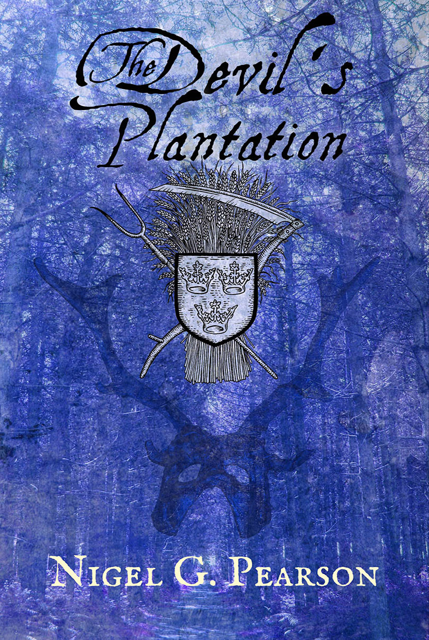 The Devil's Plantation by Nigel G. Pearson - Paperback Edition cover