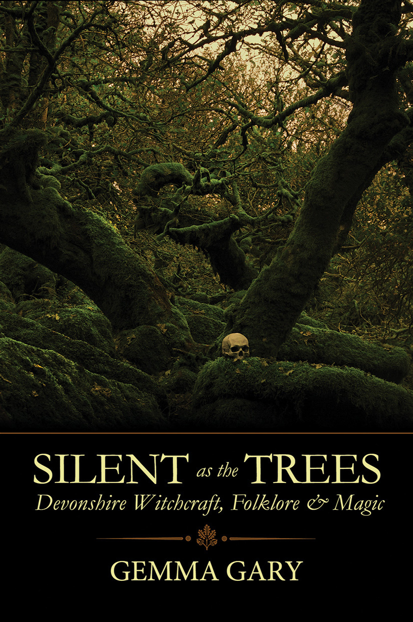 Silent as the Trees by Gemma Gary - Paperback Edition cover
