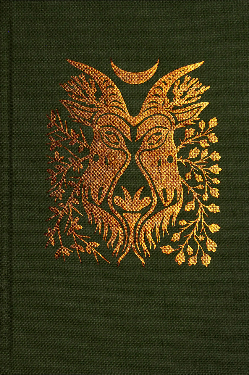Traditional Witchcraft a Cornish Book of Ways by Gemma Gary Special Edition cover
