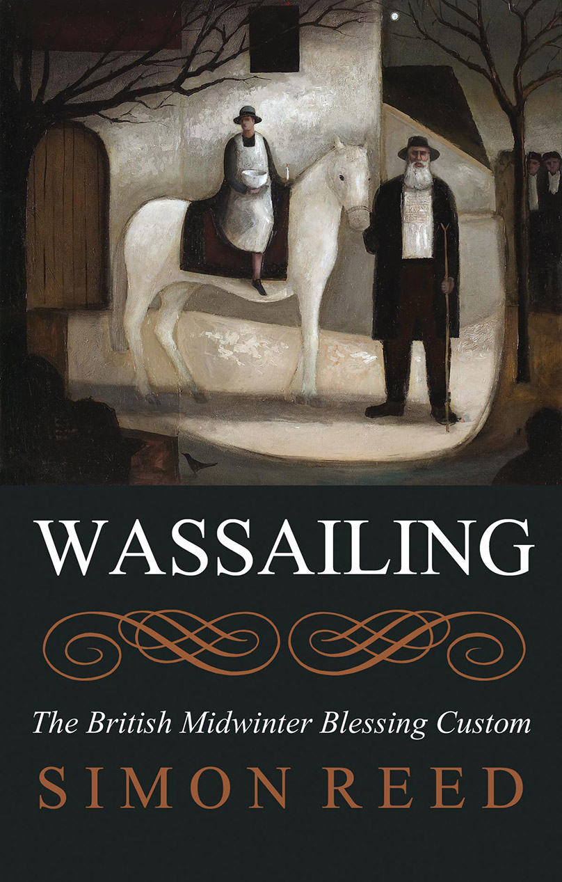 Wassaling by Simon Reed - Paperback Edition cover