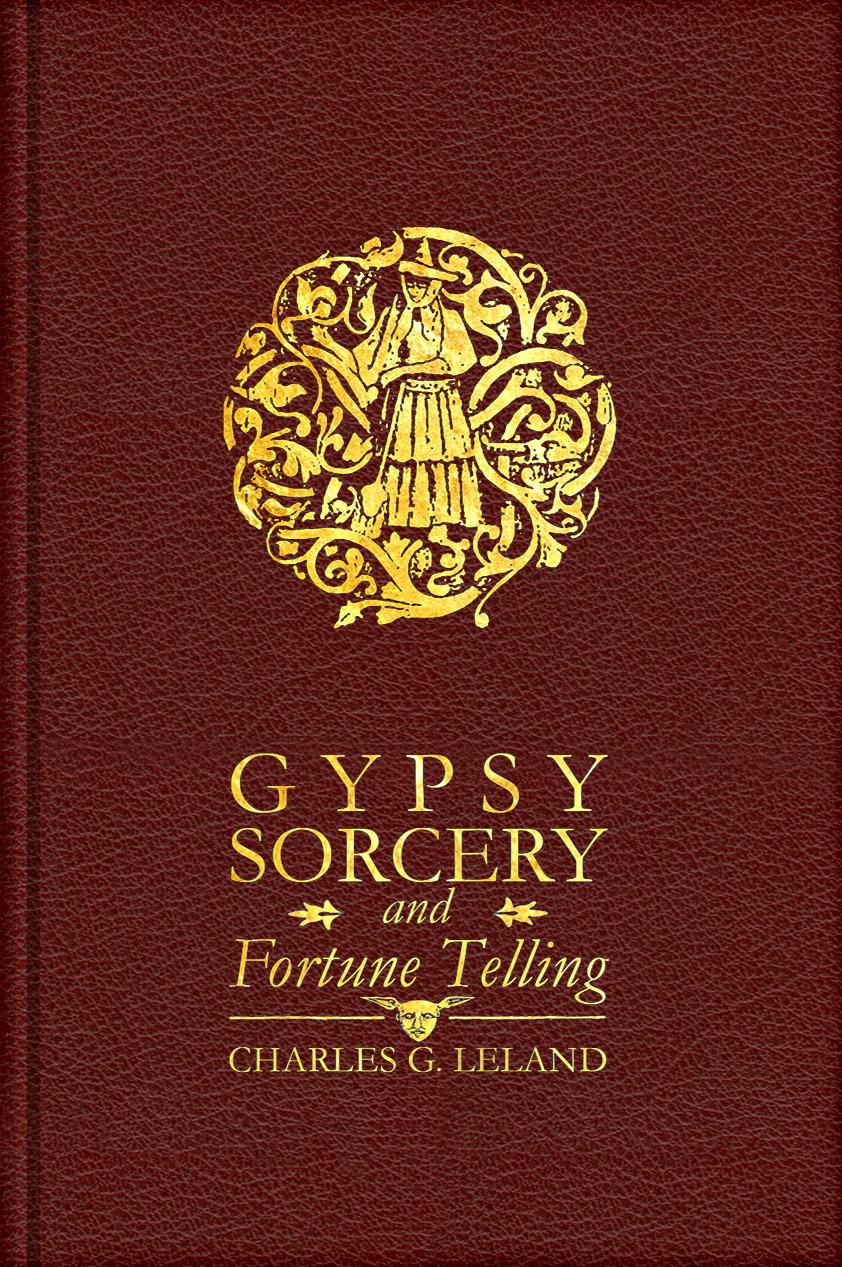 Gypsy Sorcery and Fortune Telling - Standard Hardback