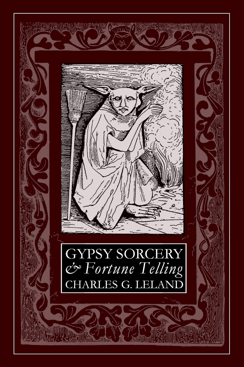 Gypsy Sorcery and Fortune Telling - Paperback