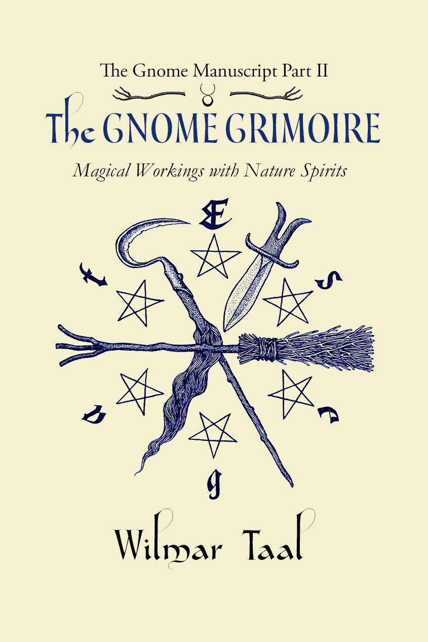 The Gnome Grimoire - Paperback cover