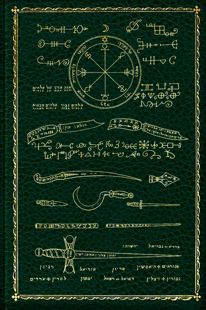 The Key of Solomon - SP