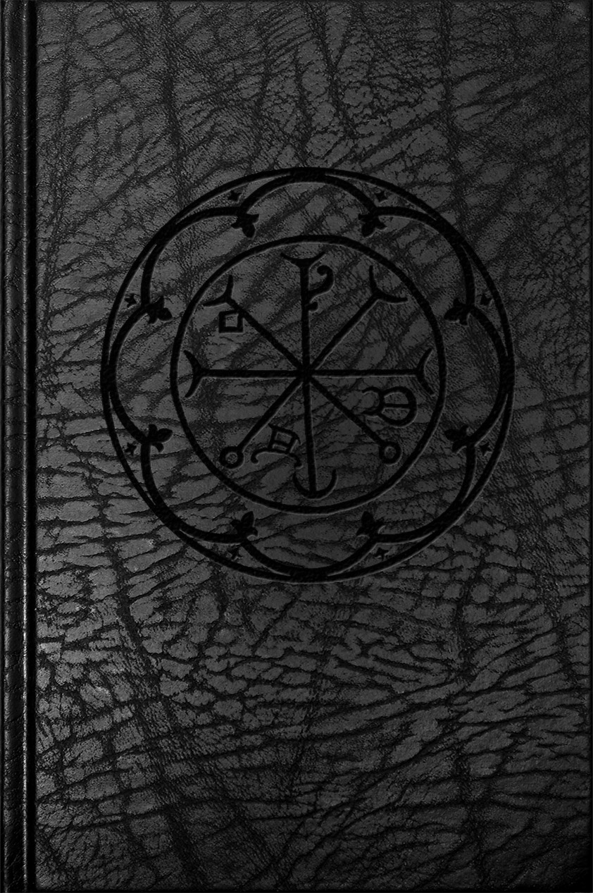 Cecil Williamsons Book of Witchcraft - Black Edition